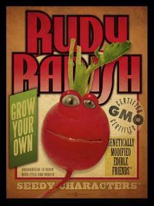 Radish Pack by Tim Nyberg