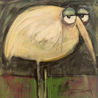 Rotund Bird by Tim Nyberg