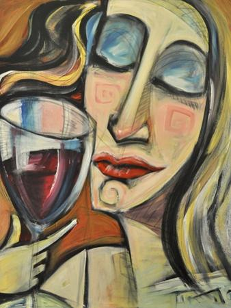 Savoring the First Sip by Tim Nyberg
