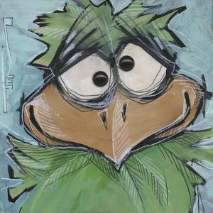 Square Bird 14b by Tim Nyberg