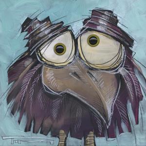Square Bird 21B by Tim Nyberg