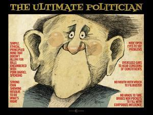 Ultimate Politician by Tim Nyberg