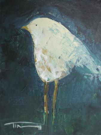 Waiting Bird by Tim Nyberg