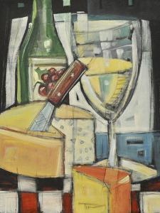 White Wine and Cheese by Tim Nyberg