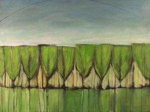 Wineglass Trees after Rain by Tim Nyberg