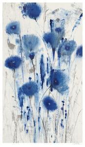 Blue Impressions I by Tim O'toole