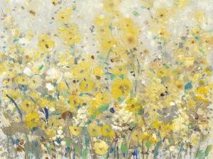 Cheerful Garden I by Tim O'toole