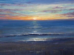 Day Dream Sunset by Tim O'toole