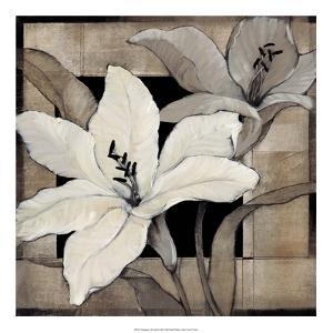 Dramatic Lily Grid I by Tim O'toole