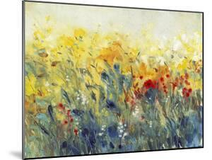 Flowers Sway I by Tim O'toole