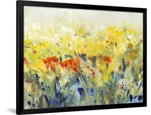 Flowers Sway II by Tim O'toole