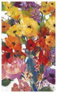 Fresh Floral II by Tim O'toole