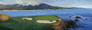 Golf Scene II by Tim O'toole