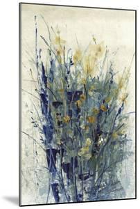 Indigo Floral II by Tim O'toole