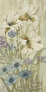 Lily Chinoiserie II by Tim O'toole