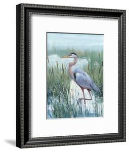 Marsh Heron II by Tim O'toole