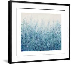 Misty Blues II by Tim O'toole