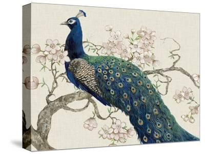 Peacock and Blossoms II