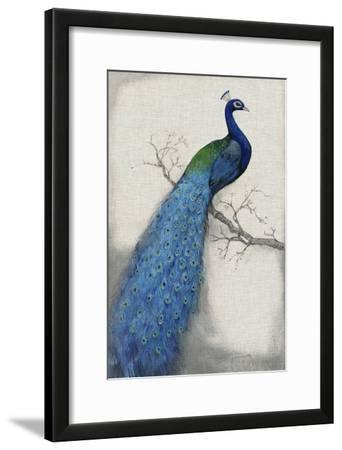 Peacock Blue I