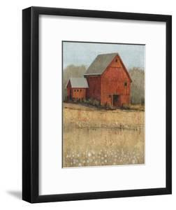 Red Barn View II by Tim O'toole