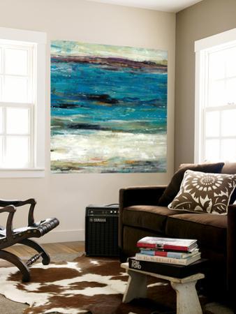 Sea Breeze Abstract II by Tim O'toole