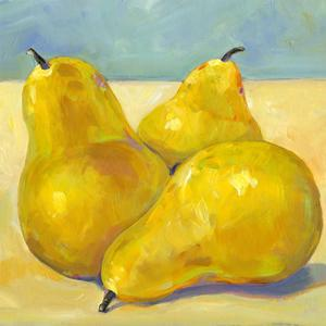 Tres Pears by Tim O'toole