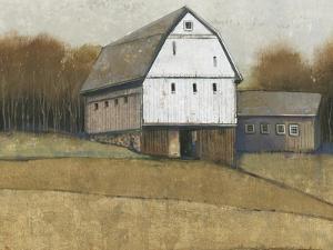 White Barn View II by Tim O'toole