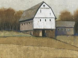 White Barn View II by Tim O'toole