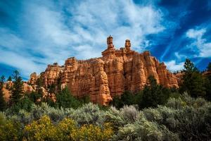Red Canyon by Tim Oldford