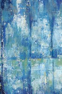 Blue Reflection Triptych III by Tim OToole
