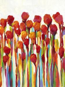 Bursting with Color I by Tim OToole