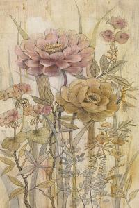 Floral Chinoiserie II by Tim OToole