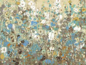 Flowering Vines I by Tim OToole