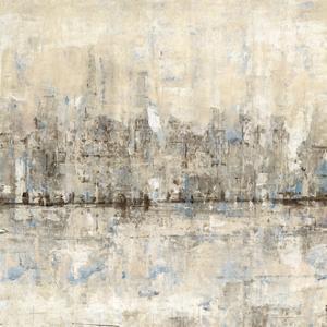 Impressionist Skyline II by Tim OToole