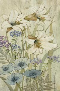 Lily Chinoiserie II by Tim OToole