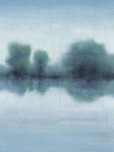 Misty Blue Morning I by Tim OToole