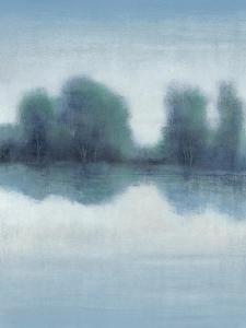 Misty Blue Morning II by Tim OToole