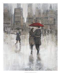 Rain in The City II by Tim OToole
