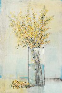 Yellow Spray in Vase I by Tim OToole