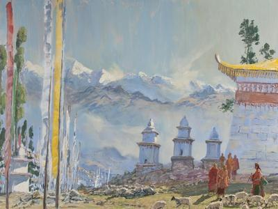Sanga Choelling, Sikkim