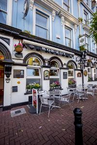 Rob-Roy Pub in Cobh by Tim Thompson