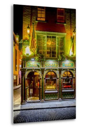 The Quay's Bar in Dublin