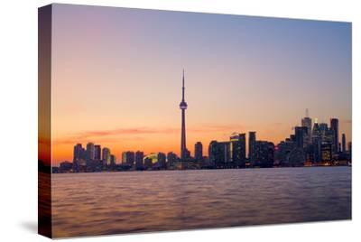 Toronto Skyline at Dusk