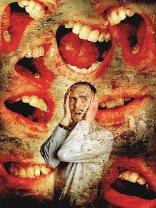 Schizophrenia by Tim Vernon