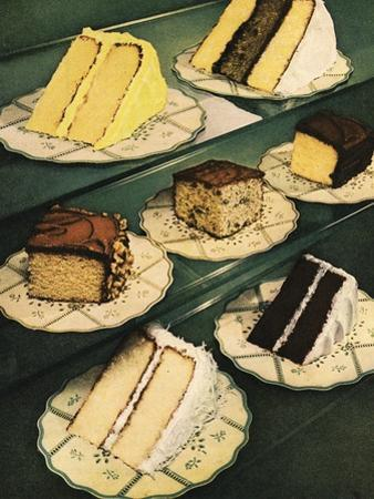 Cake Slices by Tim Wright