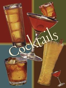 Cocktails Large R2 by Tim Wright