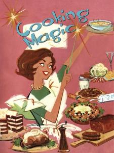 Cooking Magic by Tim Wright