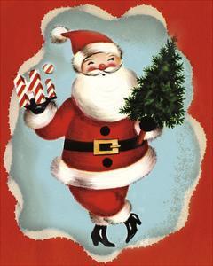Holiday Santa by Tim Wright