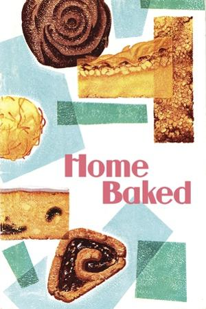 Home Baked by Tim Wright