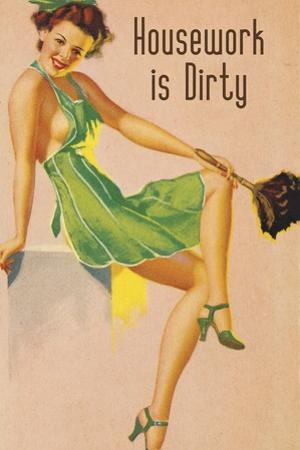 Housework Dirty by Tim Wright